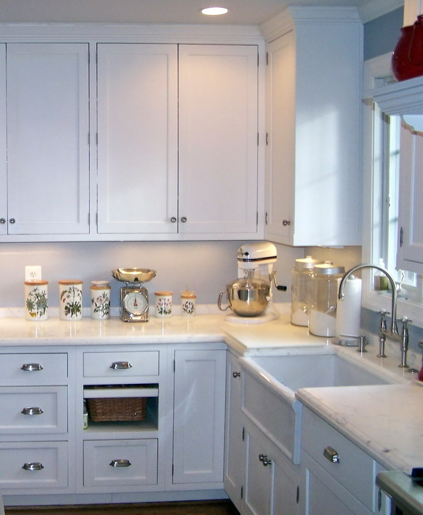 Kitchen Cabinets Alexandria Va: Culver Design Build Inc.